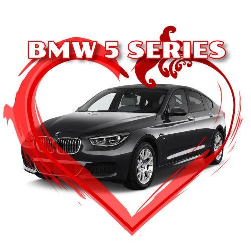 結婚禮車【豪華進口轎車BMW 5 SERIES】#W03-0001