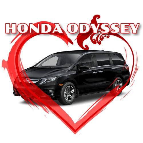 結婚禮車【舒適7人座休旅車HONDA Odyssey】#W05-0001