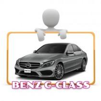 商務用車【豪華進口轎車BENZ C-CLASS】#B04-0001