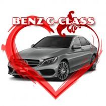結婚禮車【豪華進口轎車BENZ C-CLASS】#W04-0001
