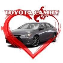 結婚禮車【國產舒適轎車Camry】#W01-0001